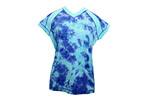SwirlGear Capped Sleeve Shirt - Womens