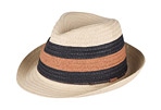 Threads 4 Thought Caribbean Colorblock Fedora - Women's