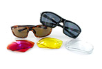 XX2i USA1 Dual Pack Black & Demi Tortoise Gloss + 3 Spare Lenses