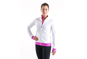 15 Love Essential Zip Jacket - Womens