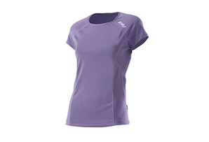 2XU Carbon X S/S Top- Womens