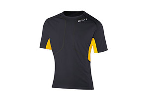 2XU Comp Short Sleeve Run Top - Mens