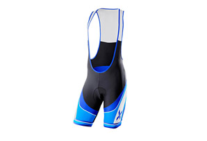 2XU Sublimated Cycle Bib Short - Mens