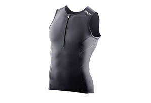2XU Long Distance Tri Singlet - Mens