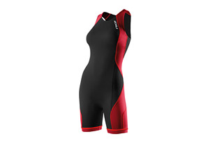 2XU Comp Trisuit w/Rear Zip - Womens