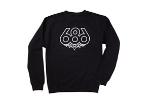 686 Outline Crew Sweatshirt - Mens