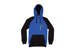 686 Cross-Dye Premium Zip Hoody - Mens