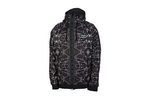 686 LTD Crooks & Castles Marble Bonded Tech Fleece - Mens