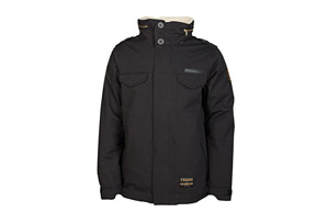 686 LTD Crooks & Castles Medusa Jacket - Mens