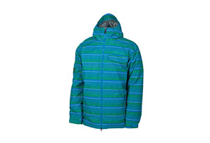 686 Mannual Etch Insulated Jacket - Mens