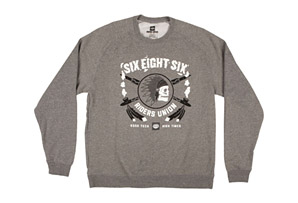 686 Riders Union Crew - Men's