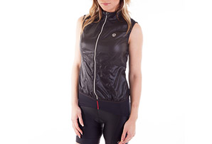 Alii Lifestyle Windbreaker Cycling Vest - Womens