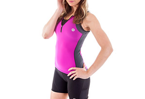 Alii Lifestyle Michaela Triathlon Singlet - Womens