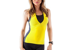 Alii Lifestyle Michela Triathlon Singlet - Womens