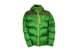 Adidas Hiking Down Hoodie - Mens