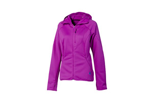 Adidas Hiking Hooded 1SD Fleece Jacket - Wms