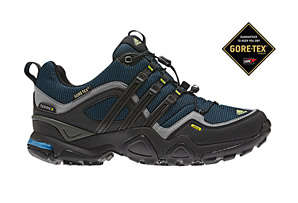 Adidas Terrex Fast X FM Low GTX Shoe - Womens