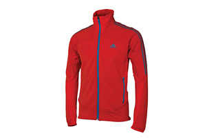 Adidas Terrex Swift Fleece Jacket - Mens