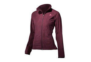 Adidas Hiking Fleece Jacket - Womens