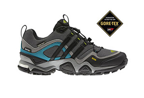 Adidas Terrex Fast X GTX Trail Shoes - Womens
