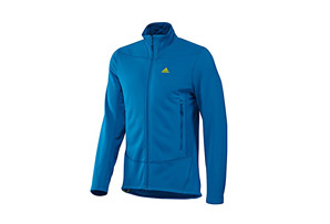 Adidas Hiking 1-Side Fleece Jacket - Mens