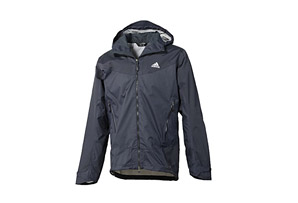 Adidas Hiking 2-Layer Hybrid Jacket - Mens