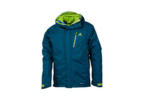 Adidas Hiking 3-In-1 CPS Down Jacket - Mens