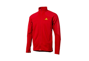 Adidas TS Fleece Jacket - Mens