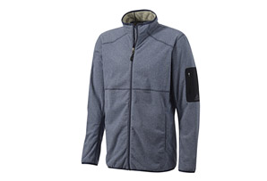 Adidas HT Melange Fleece Jacket - Mens