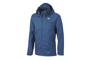 Adidas Hiking Wandertag Jacket - Mens