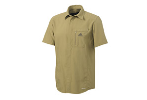 Adidas Hiking Wick SS Shirt - Mens