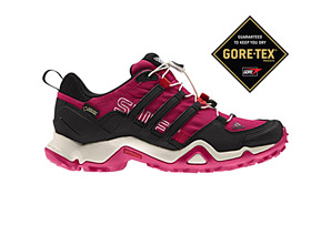 Adidas Terrex Swift R GTX Shoes - Womens