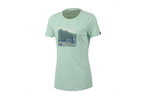 Adidas Hiking Dri-Release Mountain Tee - Womens