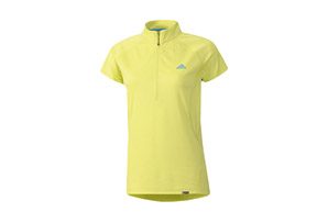 adidas Terrex Swift 1/2 Zip Short Sleeve - Womens