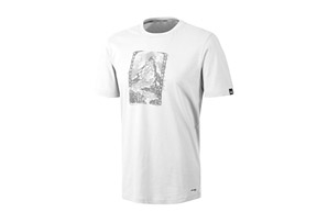 Adidas Hiking Matterhorn Tee - Mens