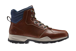 adidas Rockstack Mid Leather Shoes - Men's