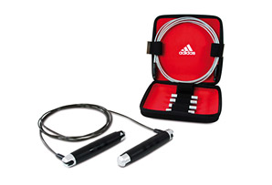 Adidas Skipping Rope Set With Case