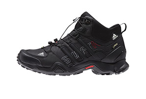 Adidas Terrex Swift R Mid GTX Shoes - Mens