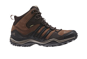 Adidas Kumacross Mid GTX Leather Shoes - Mens