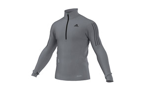 Adidas Terrex Icesky 1/2 Zip Long Sleeve - Mens