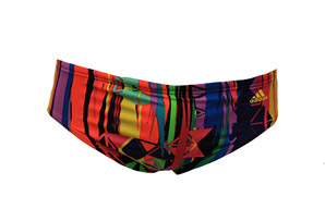 adidas Paint Brush Geo Brief - Mens