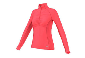 adidas Ultimate Half Zip Up - Women's