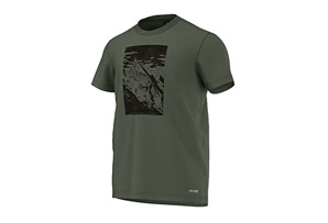 adidas Hiking Mountain SS Tee - Men's