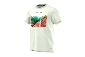 adidas Edo Climb Graphic Tee - Men's