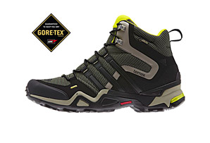adidas Terrex Fast X High GTX Shoes - Men's