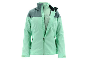 adidas 3-in-1 Insulated Wandertag Jacket - Women's