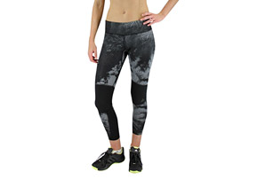 adidas All Outdoor Climbing All Over Print Tight - Women's