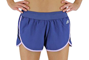 adidas Ultimate Woven 3-Stripe Short - Women's