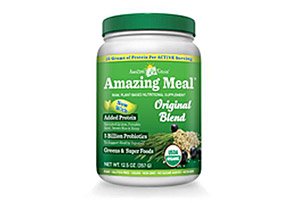 Amazing Grass Original Amazing Meal Canister - 15 Servings
