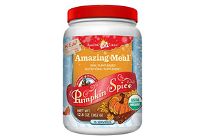 Amazing Grass Amazing Meal Pumpkin Spice Canister - 15 Servings